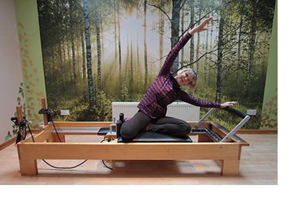 Anja of Nofolk Pilates